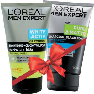 L'Oreal White Active + Pure & Matte Face Wash