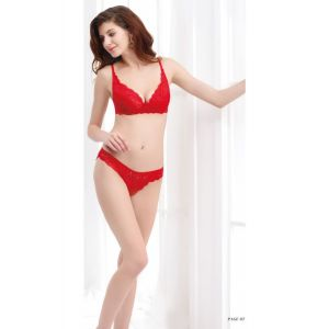 Amrij Net Bra Set - Web Net 001
