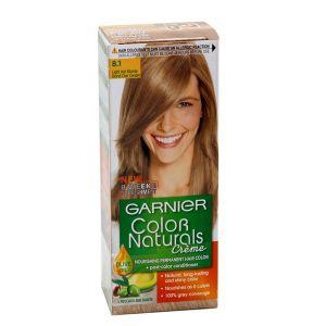 Garnier Light Ash Blonde Hair Color 8.1