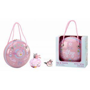 Pink Bird Metallic Perfume + Tattoo 50ml