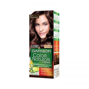 Garnier Dark Shiny Brown Hair Color 4.7