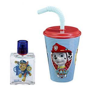 Paw Petrol 50ml EDT Vanity Bag + Sippy Cup