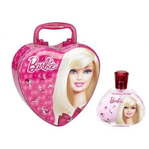 Barbie Metallic Heart Perfume 100ml