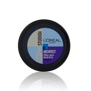 L'Oreal Studio 75ml Architect 6 Wax Jar