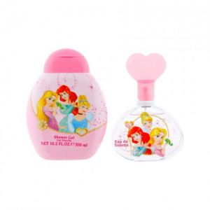 Princess 100ml Perfume Set + 300ml Shower Gel