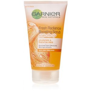 Garnier 150ml Fresh Boosting Scrub