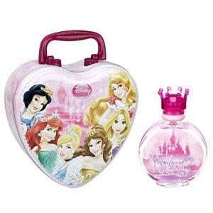 Princess Metallic Heart Perfume 100ml