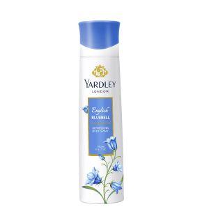 Yardley London English Bluebell Body Spray For Women