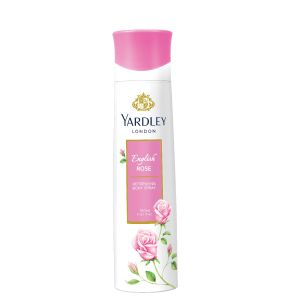 Yardley London English Rose Body Spray For Women