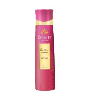 Yardley London Feather Eternal Body Spray For Women