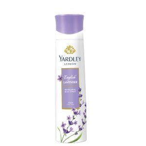 Yardley London English Lavender Body Spray For Women