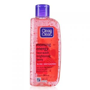 Clean & Clear Berry Morning Energy Face Wash 100ml