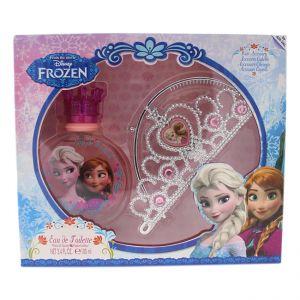 Disney Frozen Kid's Eau de Toilette Spray & Tiara Set