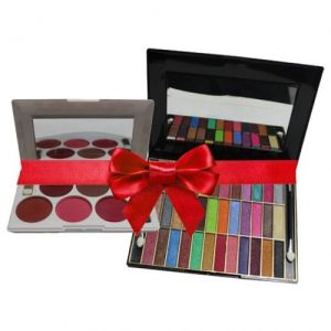 Rivaj 36in1 Eyeshadow Kit - 6in1 Dome Blush On Deal