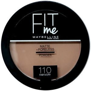 Maybelline Fit Me Face Powder 110-Fair