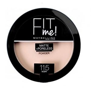 Maybelline Fit Me Face Powder 115-Ivory