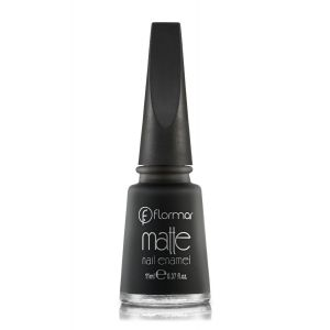 Flormar Matte Nail Enamel For Women - 2 - 11 ML