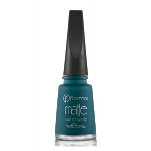 Flormar Matte Nail Enamel For Women - 6 - 11 ML