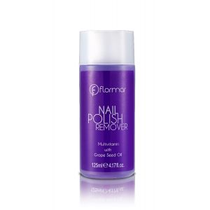 Flormar Nail Polish Remover Grape Seed Oil Complex
