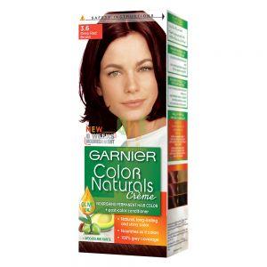 Garnier Deep Red Brown Hair Color 3.6