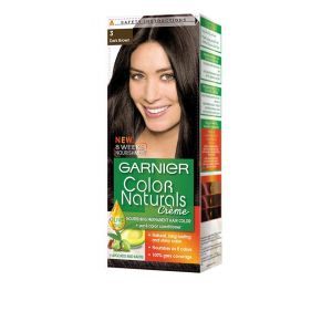 Garnier Dark Brown Hair Color 3