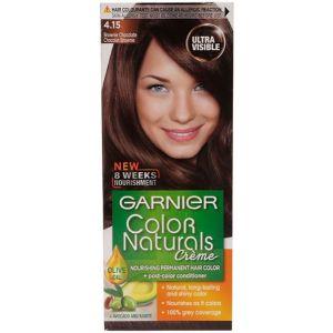 Garnier Chocolate Brown Hair Color 4.15