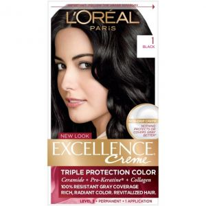 L'Oreal Excellence Creme Hair Color (1 Black)