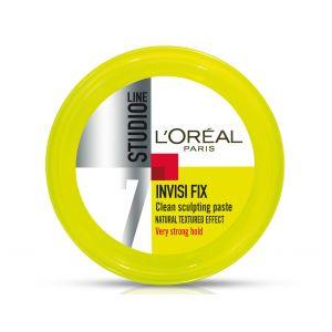 L'Oreal Studio 75ml Invisible Fix 7 Wax Jar