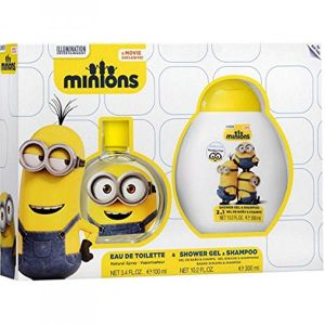 Minions Kids Perfume 2-piece Set Eau De Toilette & Shower Gel