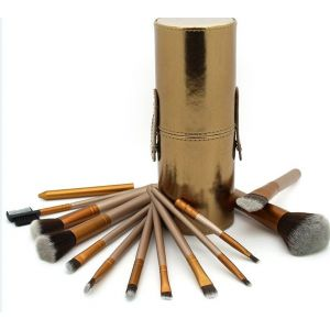 Naked 12 In 1 Stand Case Brush Set