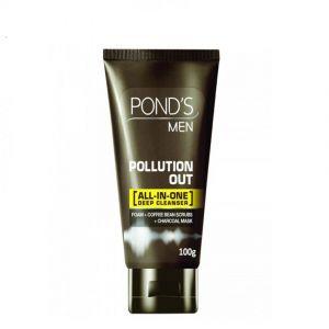 Ponds Men Pollution Facial Foam 100ml