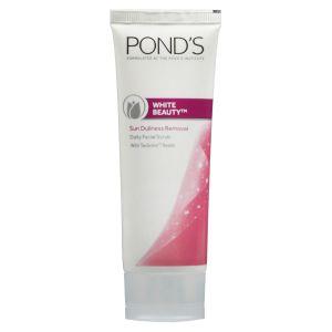 Ponds 100g White Beauty Sun Dullness Facial Scrub