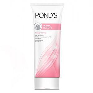 Ponds White Beauty Pinkish White Facial Foam 100gm