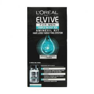 L'Oreal Elvive Men Triple Resist Aminexil Kit
