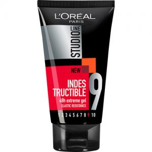 Loreal 150ml Indestructible 9 Hair Gel