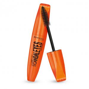 Rimmel Scandal Eyes Black Mascara 001