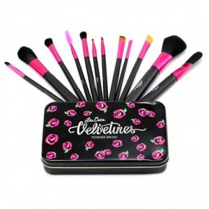 Velvetines 12'S Flower Box Brush Set